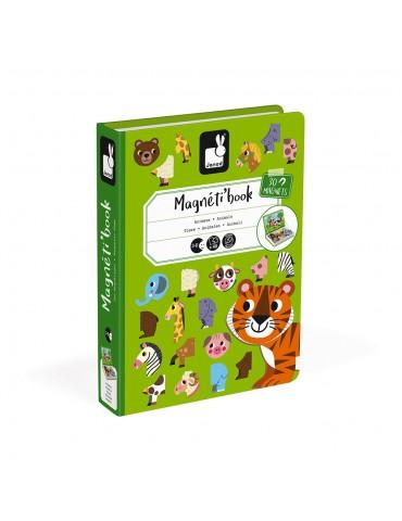 Magnéti'Book Animaux - Janod