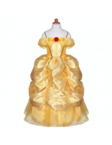 Robe de princesse Belle deluxe - Great pretenders