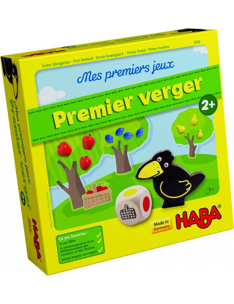 Boîte Jeu Premier Verger Haba