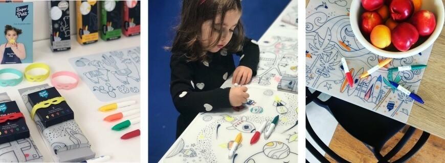 Loisirs créatifs,  Super Petit |  Le Carrousel d'Emilie