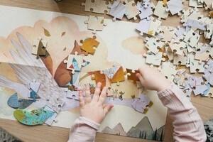 Vente en ligne de puzzles pour enfants